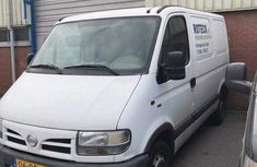 Best priced used 2004 Nissan Interstar manual at mileage 134,576