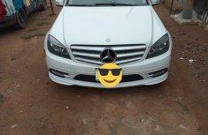 Sell well kept white 2012 Mercedes-Benz C300 sedan in Abuja
