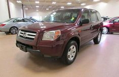 Sell red 2007 Ford Pilot suv automatic at mileage 160,000