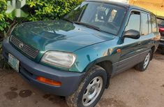 Well maintained domestic 1999 Toyota RAV4 for sale in Lagos