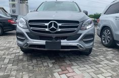 Selling 2017 Mercedes-Benz GLE automatic at price ₦16,800,000 in Lagos