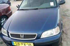 Used 1999 Honda Civic at mileage 130,000 for sale in Katsina