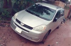 Toyota Sienna XLE 4WD 2007 Silver for sale