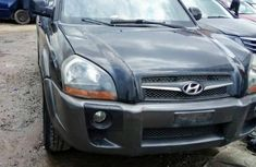 Clean black 2008 Hyundai Tucson car for sale at attractive price