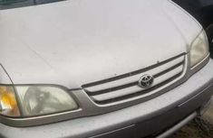 Best priced grey 2003 Toyota Sienna in Lagos
