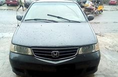 Need to sell cheap 2003 Honda Odyssey van / minibus at mileage 0