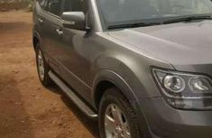 Clean and neat grey 2012 Kia Mohave for sale