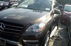 Need to sell used 2013 Mercedes-Benz ML350 at cheap price