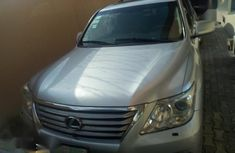 Selling 2009 Lexus LX automatic in good condition