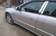 Honda Accord EX 1999 Gray
