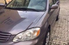 Sell well kept 2003 Toyota Corolla automatic at mileage 698,503