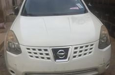 White 2008 Nissan Rogue car at attractive price in Lagos