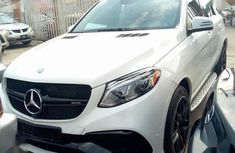 Sell used 2018 Mercedes-Benz GLE automatic at price ₦27,000,000