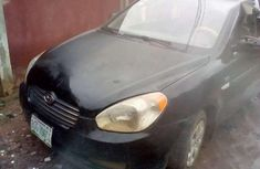 Sell cheap grey 2010 Hyundai Accent automatic in Lagos