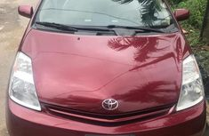 Selling red 2006 Toyota Prius automatic at price ₦1,900,000 in Lagos