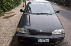 Sell 2002 Suzuki Swift at mileage 1,100 in Abuja