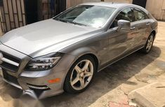 Need to sell cheap used 2012 Mercedes-Benz CLS automatic