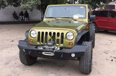 Selling 2018 Jeep Wrangler suv at price ₦7,800,000 in Lagos