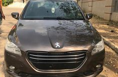 2011 Peugeot 301 automatic for sale at price ₦2,100,000