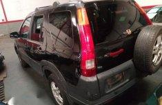 Honda CR-V 2002 Black