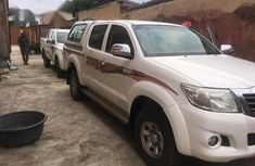 Used 2015 Toyota Hilux pickup automatic for sale at price ₦11,000,000