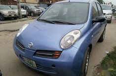 Used 2002 Nissan Micra automatic at mileage 154,000 for sale