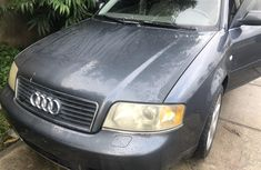Used 2005 Audi A6 automatic at mileage 0 for sale in Lagos