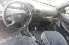 Peugeot 406 2003 Blue