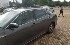 Grey 2012 Toyota Camry automatic for sale in Asaba