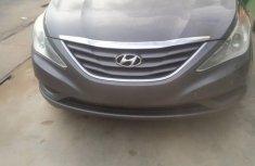Selling 2012 Hyundai Sonata automatic at mileage 243,000 in Lagos