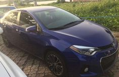 Sell used 2016 Toyota Corolla automatic at price ₦4,850,000 in Abuja