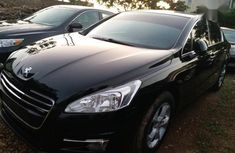 Best priced used 2014 Peugeot 508 at mileage 78,538 in Abuja