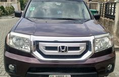 Selling 2011 Honda Pilot in good condition at mileage 85,210