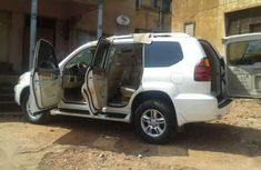 Direct O6 model Gx470 Lexus jeep with first body full option for sale.