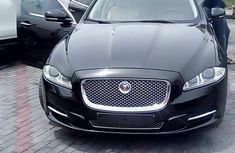 Well maintained 2015 Jaguar XJ sedan for sale at price ₦16,200,000