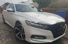 Sell high quality 2019 Honda Accord automatic in Lagos