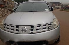 Well maintained 2005 Nissan Murano automatic for sale in Abuja