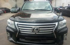 Very clean 2014 Lexus LX for sale at price ₦9,750,000