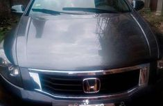 Used grey 2009 Honda Accord automatic car at attractive price