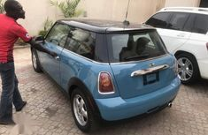 Mini Cooper 2008 Blue