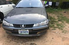 Grey/silver 2002 Peugeot 406 car sedan automatic at attractive price