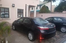 Well maintained 2019 Toyota Corolla at mileage 57 for sale in Lagos