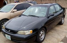 Sell used 2000 Toyota Corolla automatic at mileage 123,066 in Ibadan