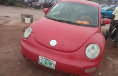 Sell high quality 1999 Volkswagen Beetle automatic at price ₦499,999 in Ikeja