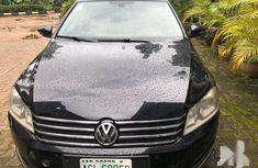 Sell black 2007 Volkswagen Passat automatic in Lagos at cheap price