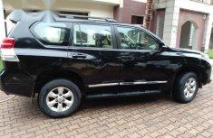 Best priced used 2011 Toyota Land Cruiser Prado automatic at mileage 128,364