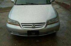 Need to sell high quality grey 2002 Honda Accord sedan automatic