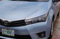 Selling blue 2016 Toyota Corolla in Abeokuta