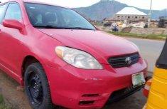 Need to sell red 2006 Hyundai Matrix at price ₦1,400,000 in Abuja