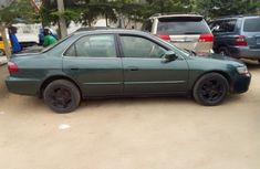 Honda Accord Baby Boy (Accord 1998-2002) review & prices in Nigeria